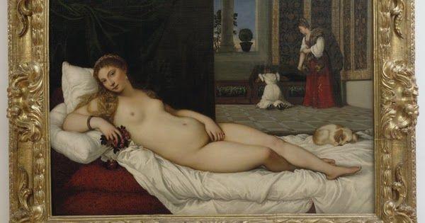 La #Venere di #Urbino di #Tiziano torna a 'casa' Dopo cinque secoli. Arriva in…