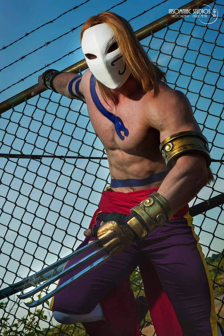 [Self] Vega from Street Fighter thousandfacescosplay