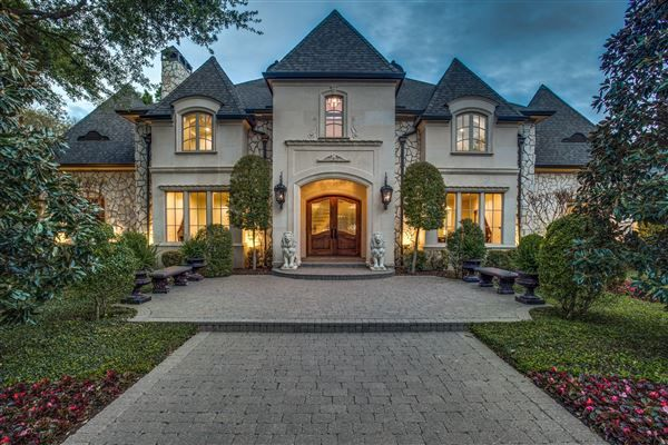 EXQUISITE WILLOW BEND COUNTRY GATED ESTATE | Texas Luxury Homes