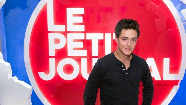 Interview de Maître Gims - Le Petit Journal du 30/10 - CANALPLUS.FR
