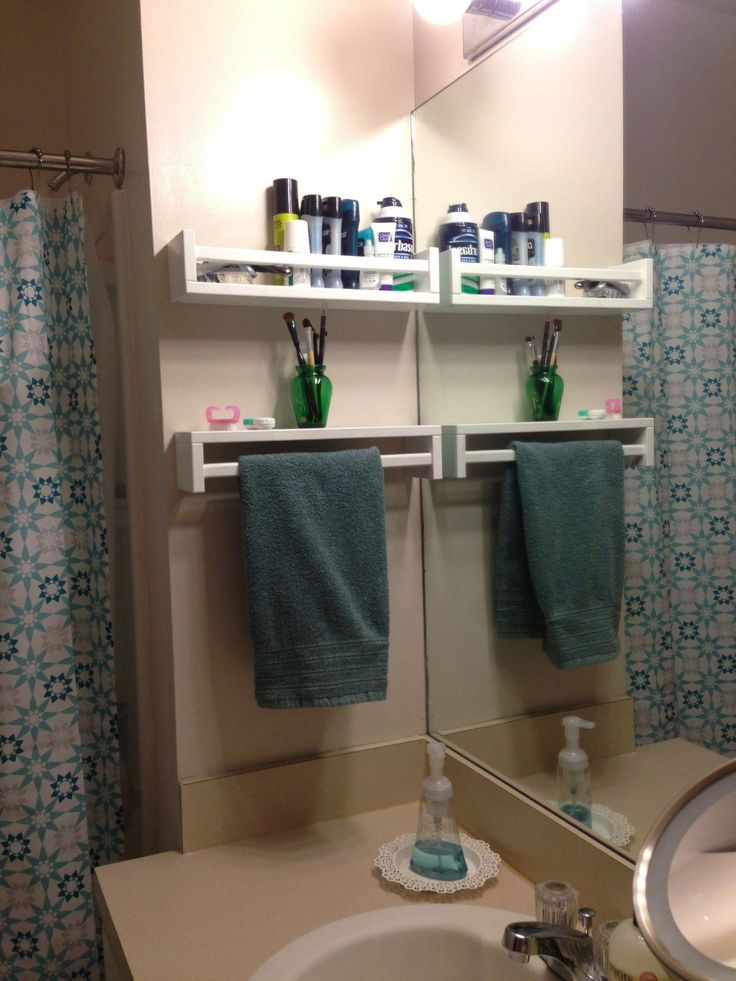 14 #bathroom Reno Ideas That Are Totally Doable Paint your fixtures, add panelin… – bathroom