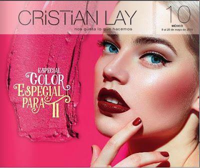 Catalogo de Cristian Lay campaña 10 2016. Checa ofertas de hasta el 50%