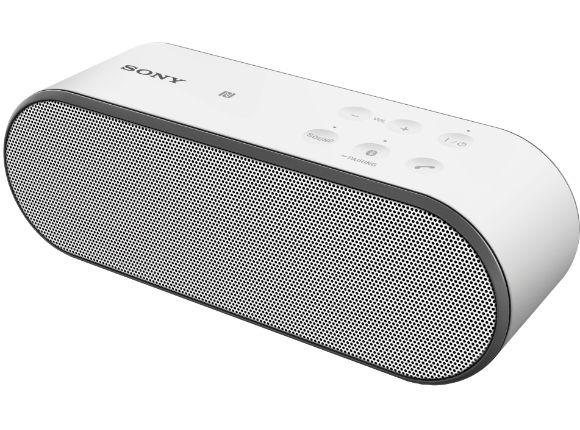SONY SRS-X2 - Vit Portabla högtalare - Handla online hos Media Markt