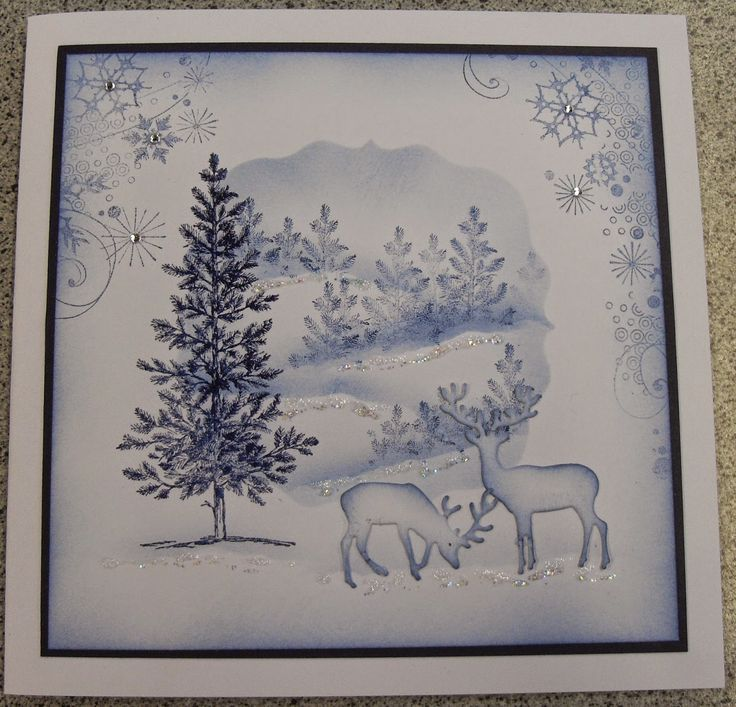 S & D Card Crafts: Christmas
