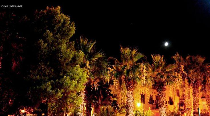 Goodnight from Nafplio!!!  Bonne nuit par Nauplie!! Gute Nacht von Nafplio!!