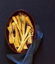 British style Roast Parsnip Recipe- my favorite side dish for the Holidays
