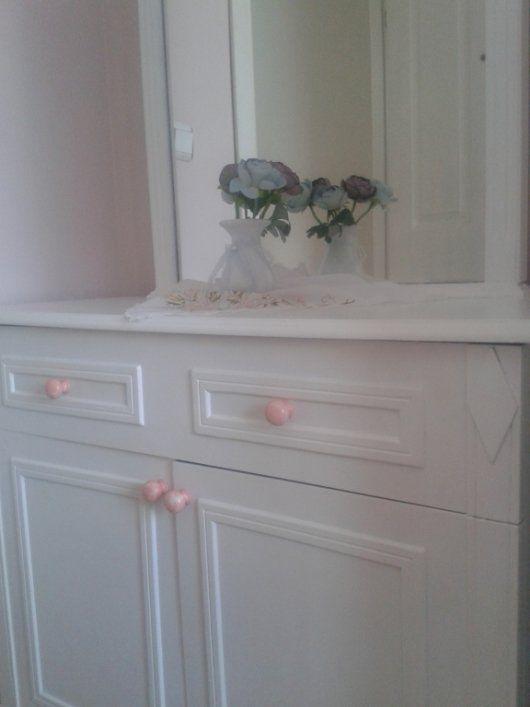 Yatak odası takımı yenileme - mobilya boyama