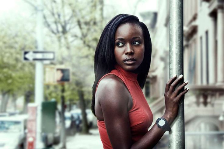 '24: Legacy' ‐‐ Everything you need to know about the cast:    Anna Diop stars as nurse Nicole Carter, Eric's wife.