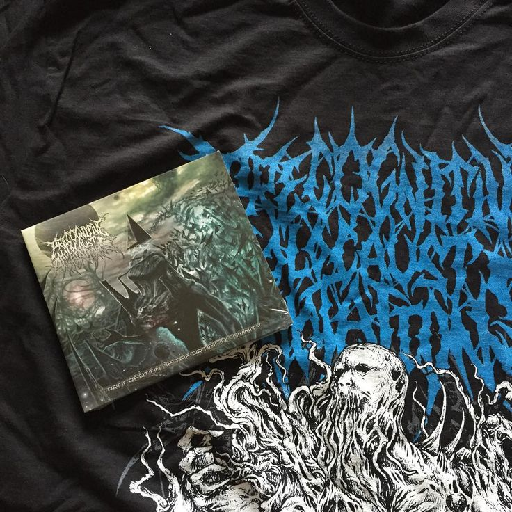 "ON SALE! Precognitive Holocaust Annotations ""Procreation Of The Artificial Divinity"" (2016 Permeated) DigipakCD 9,90€/T-shirt 11,90€  Brutal Death Metal from Italy. For fans of early Dying Fetus, Vomit Remnants, Skinless or Vomit the Soul.  #precognitiveholocaustannotations #pha #permeated #permeatedrecords #digipak #tshirt #brutaldeath #deathmetal #brutaldeathmetal #italy #vomitthesoul #indecentexcision #pitoftoxicslime #xenomorphiccontamination"