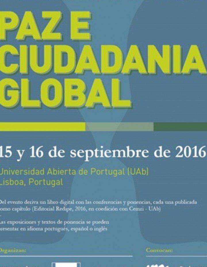 I Simpósio Internacional de Educação e Pedagogia - Paz e Cidadania Global…