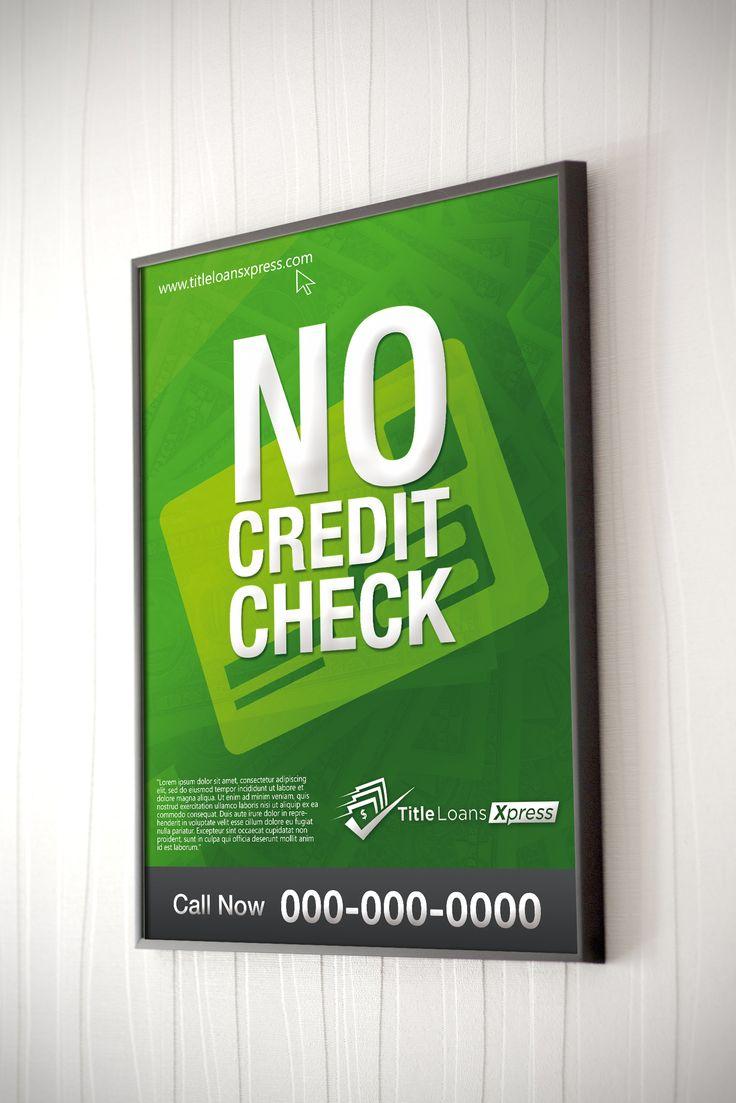 Flyer Title Loans