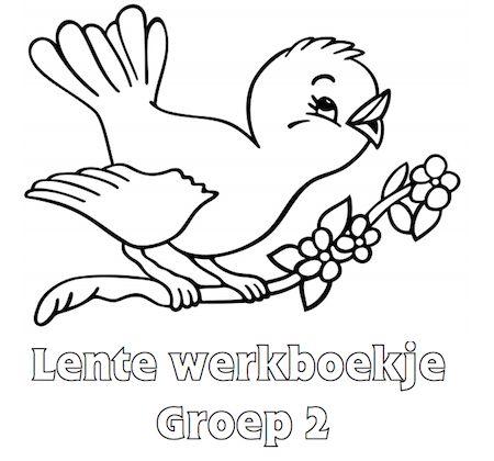 Lente Werkboekje Groep 2