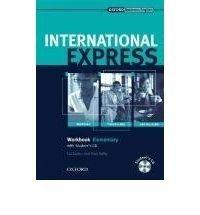 International Express: Workbook with Student CD Elementary level  de Paul Kelly, Liz Taylor, Alistair Lane