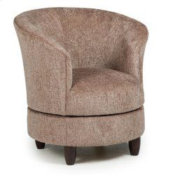 DYSIS in by Best Home Furnishings in Aberdeen, SD - DYSIS Swivel Barrel Chair