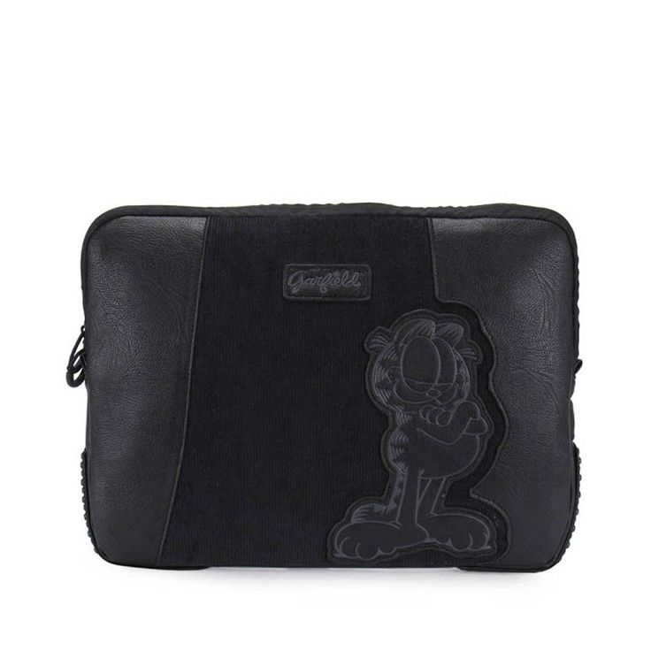 Porta Notebook Garfield Preto G2C101-PT