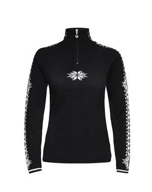 Dale of Norway Geilo Pullover, Ladies - Black/Off White,