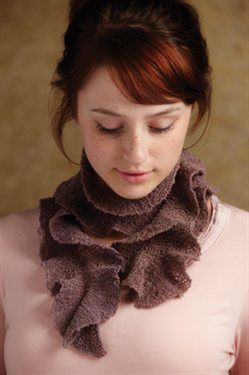 Helix Scarf - Spinning Daily.  Free Pattern.: Knits Daily, Spin Daily, Knits Scarves, Knits Patterns, Helix Scarfs, Free Patterns, Hair Color, Crochet Knits, Scarfs Patterns