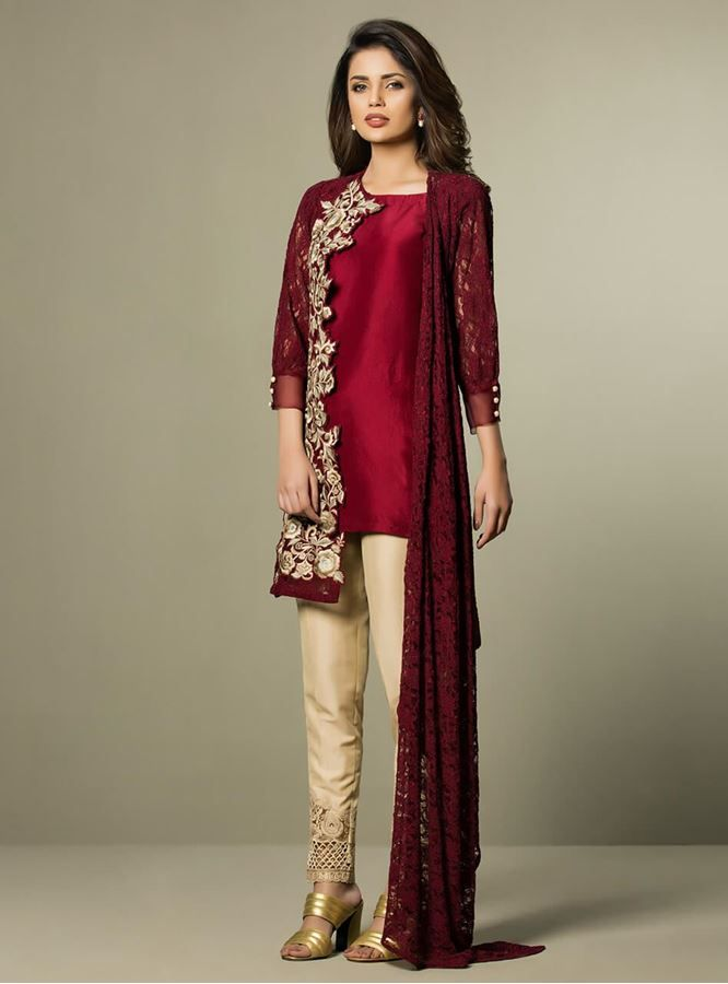 Khaadi Lawn Latest Eid Dresses Collection 2017