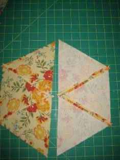 ONE BLOCK WONDER QUILT............PC  ...Kaleidoscope - Stack-n-Whack - Quilting Tutorial from ConnectingThreads.com