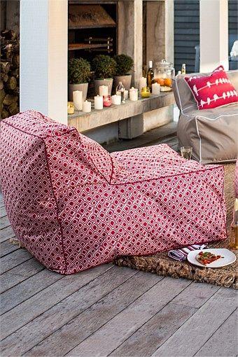 Up to 70% off Home & Gift - Indoor/Outdoor Bean Bag Chair - EziBuy Australia $69.99