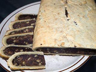 Italian Fudge Roll | Chris's Interests