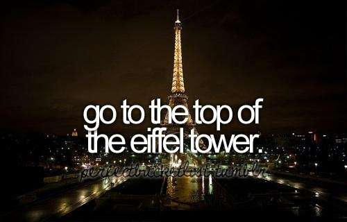 Twitter / TheBucktList: Before I die, I want to ...