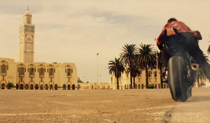 Nouveau trailer de Mission Impossible 5, film tourné au Maroc