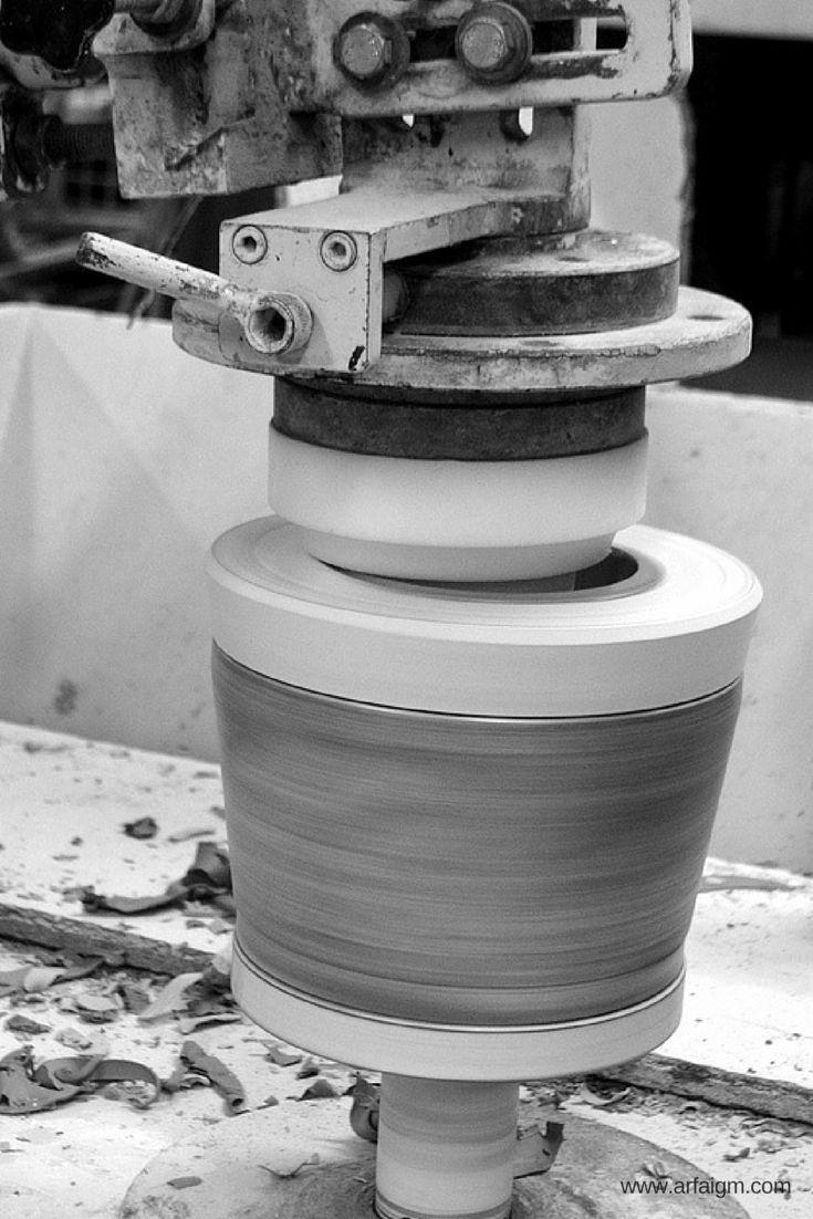 #factory #ceramicsproductionprocess #ceramics #production #conformation #machine | By Arfai & IGM
