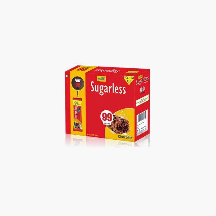 Buy #RiteBite #Sugarless - #Chocolite - 27G - 1X24 @ ₹600.00 [Original Price: ₹650.00]  #FreeShipping