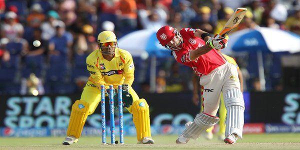 Kings XI Punjab beat Chennai Super Kings by six wickets …