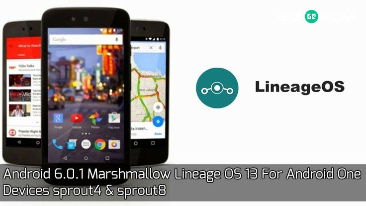 How to Install Android 6.0.1 based LineageOS 13 on Sprout8 Android One Device  Google announced the Android One project a couple of years back, which essentially puts focus on the entry-level smartphones. It allows even the entry level device to have stock Android experience allowing them to function to their best potential. However, if you have been using any of the Android One devices, then you already know...( Read More )…