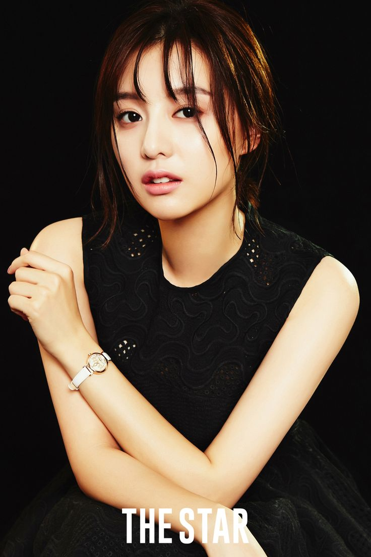 Kim Ji Won for The Star | Couch Kimchi