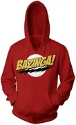 Bazinga Hoodie, I so want this!