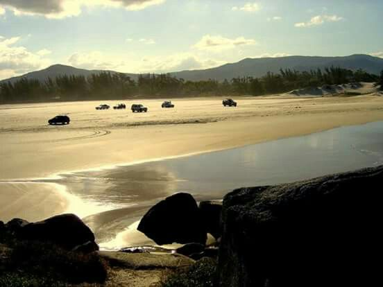 Ferrugem Beach - Garopaba - Brazil