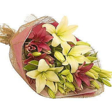 Flowers Online - Send Lily Devine Flowers ♥ Flower Delivery Australia Wide