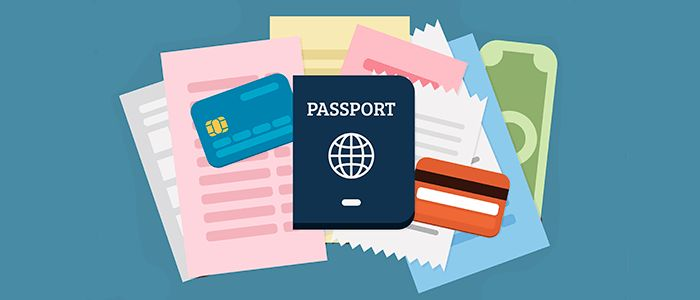 Kredittgjeld etter reise