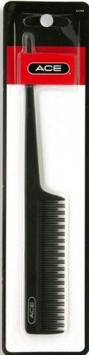 Ace Teasing Tail Comb 8  Black  2 Pack -- Check out the image by visiting the link.(This is an Amazon affiliate link and I receive a commission for the sales)