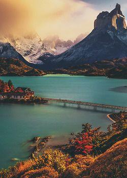 mstrkrftz:    Torres del Paine National Park Chile | Andrew Waddington