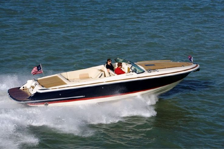 2016 Chris-Craft Corsair 28 Heritage Edition Power Boat For Sale - www.yachtworld.com