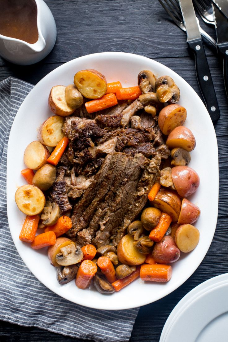 Pressure Cooker Pot Roast Recipe plus 24 more gluten-free Instant Pot recipes