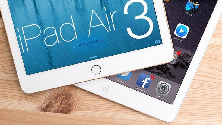 Per iPad Air 3: quattro speaker e flash LED per la camera posteriore
