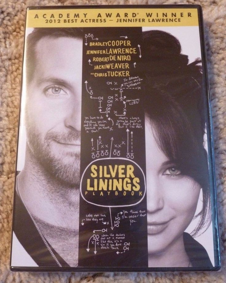 Pat Solatano (Bradley Cooper) has lost everything--his house, his job, and his wife. He finds himself living back with his mother (Jacki Weaver) and father (Robert De Niro) after spending 8 months in a state institution on a plea bargain. | eBay!