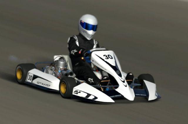 Racing Kart 125cc Shifter Circuito Mazda Raceway Laguna Seca