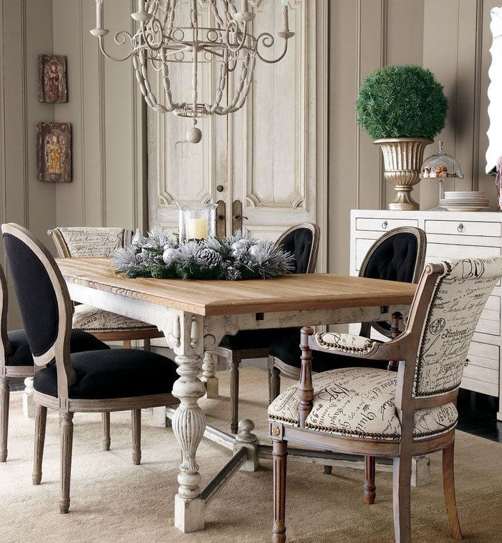 The Jacksonville Dinning Room Table Set