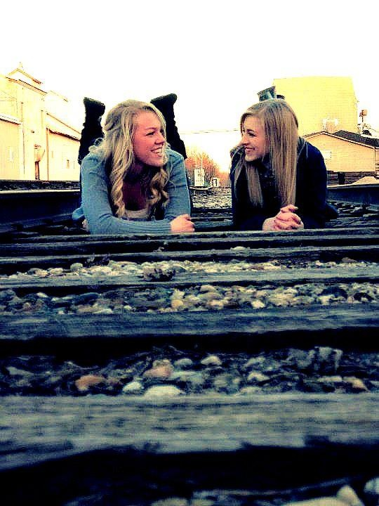 Senior Picturee, With My BESTFRIEND! I Think #Yess.