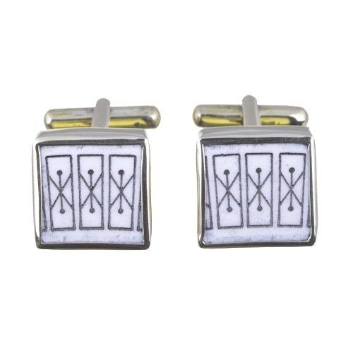 Cufflinks - Sägen #nordicdesigncollective #sagen #cufflinks #manschettknappar #china #swedishchina #tim