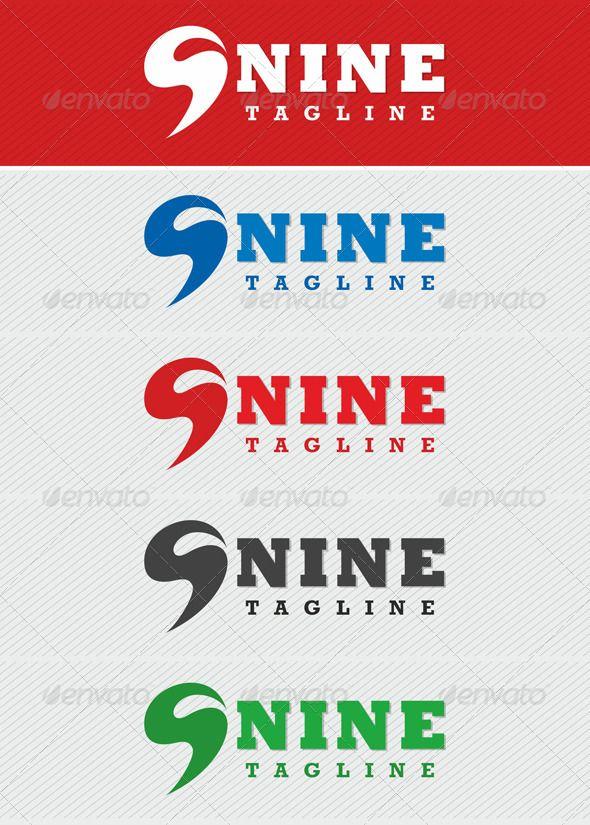Nine - Logo