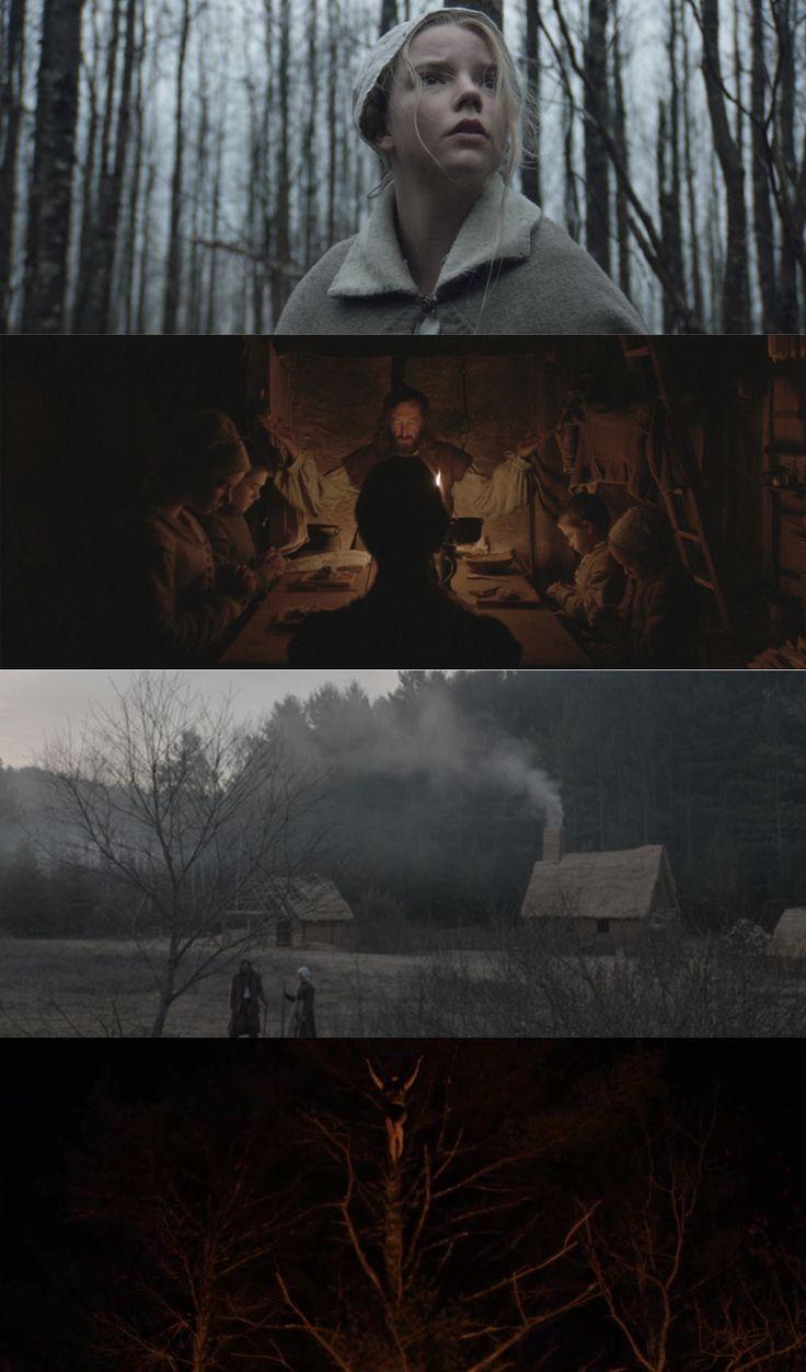 Witch (2016), d. Robert Eggers, d.p. Jarin Blaschke