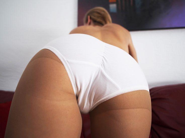 Panties On Ass 40