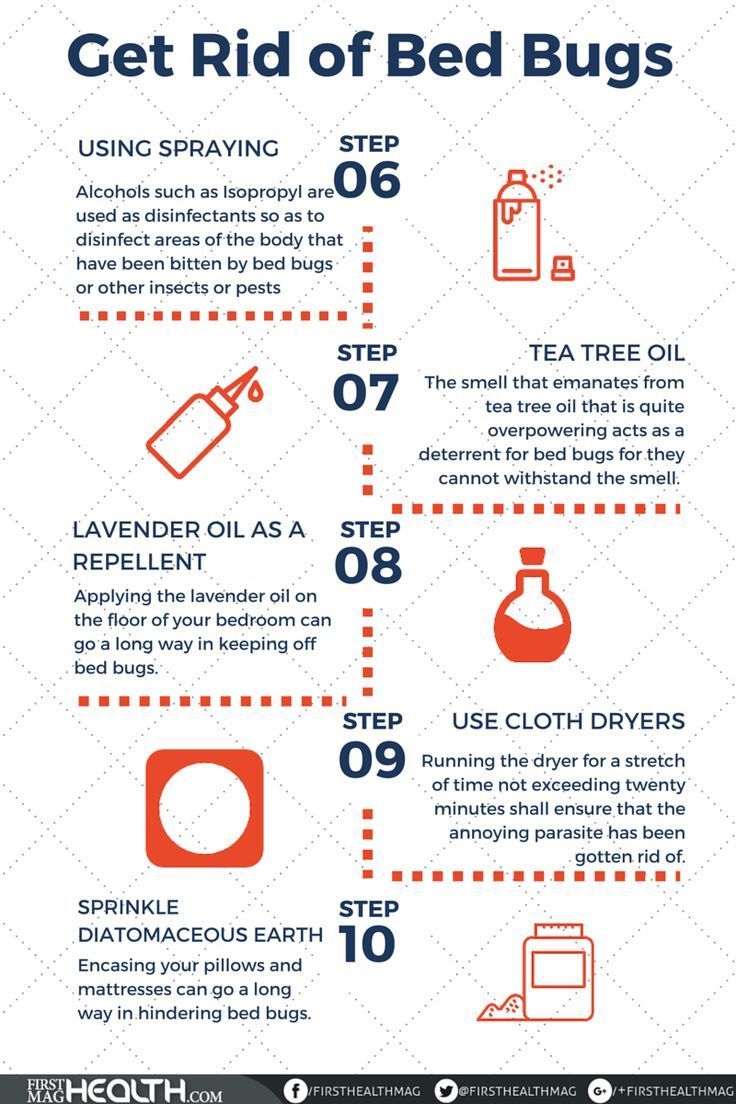Effective home remedies to get rid of bed bugs rid of
